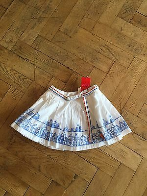 Oilily Scoop Skirt 2 Years BNWT RRP £56