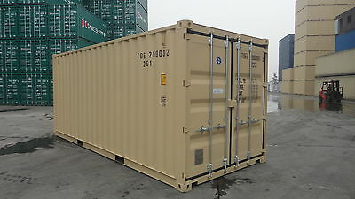 20 ft  NEW shipping storage container  Minneapolis MN Minnesota containers