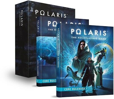 Polaris Core Rulebook Set Role Playing Game Rpg