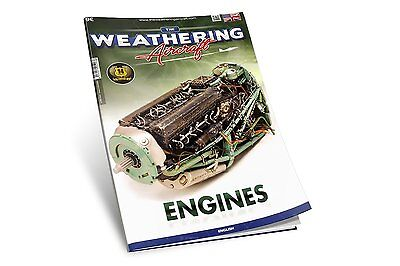 Ammo of Mig: The Weathering Aircraft 3 Engines - Ammo of Mig 8432074052036