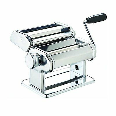 Deluxe Double Cutter Pasta Machine