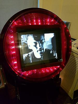 Juke box full size custom PC powered