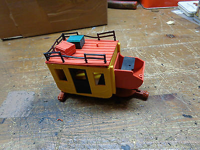 Vintage Timpo Stage Coach Spares Or Repairs Parts Only    1