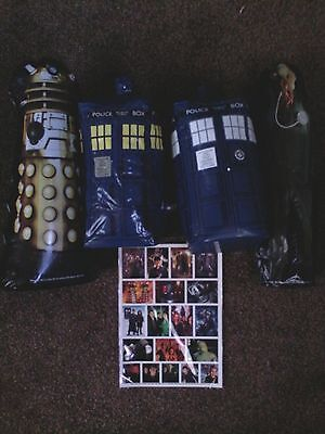 Dr who adventure inflatable toys