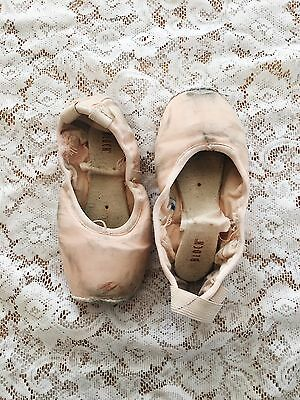 Bloch Pointe Shoes, Professionally Worn, Ballet, Dance Shoes, Cosplay Crafts