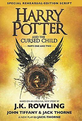 Digital Book: Harry Potter and the Cursed Child - Parts One & Two Special Editio