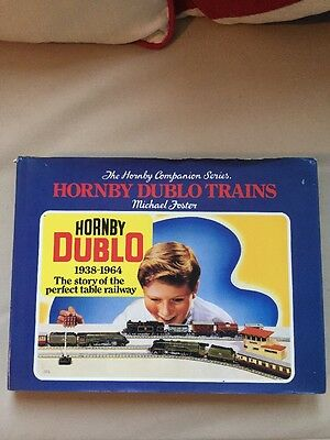 Hornby Dublo Trains by Michael Foster