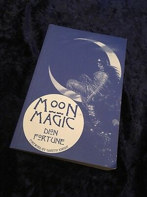 Moon Magic by Dion Fortune (Paperback, 2003)