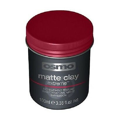 Osmo Matte Clay EXTREME Strong Hold Extreme Styling 100ml