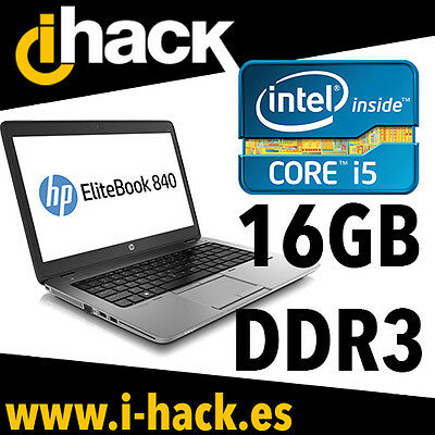 MACBOOK PRO - HACKINTOSH - i5 - 16GB DDR3 1600 - SSD 256GB