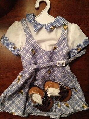 American Girl Kit's SchoolL Outfit. Complete, Retired, Rare