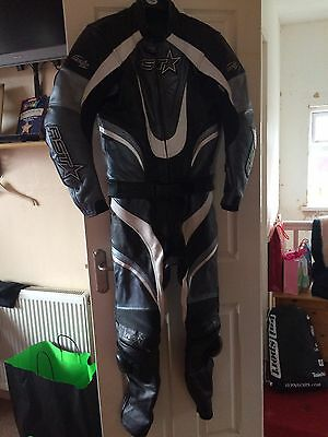 Men's RST motorbike Leathers Two Piece