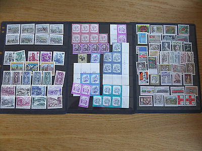 Austria Mint collection - mainly unmounted - plenty of sets