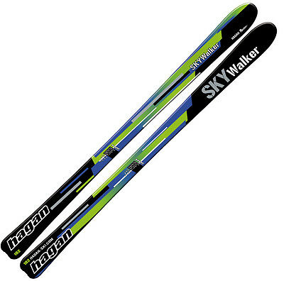 Tourenski Set Hagan Skywalker inklusive  Dynafit TLT Speed und original Fell