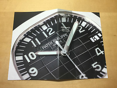Booklet PATEK PHILIPPE - Aquanaut Ref. 5165 - 5167 - New Models 2007