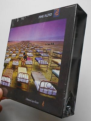 Pink Floyd A Momentary Lapse Of Reason Empty Box For Japan Mini Lp Cd