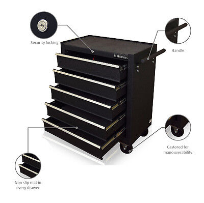 129 Us Pro Tools Affordable Tool Chest Box Box Rollcab Tool Box Roller Cabinet