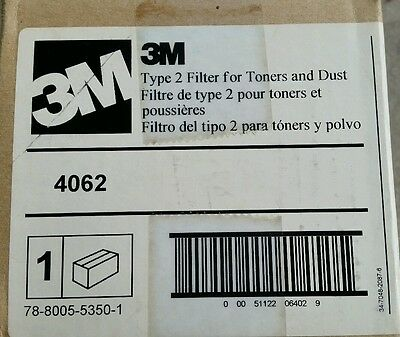 3M 4062 for SV-MPF2 Vacuum TYPE 2 FILTER