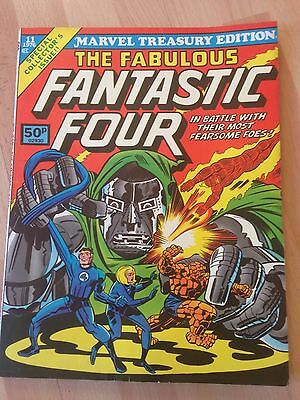 Fantastic Four 1976 Marvel Treasury Edition