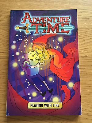 Adventure Time: Book 1; Playing With Fire. Corsetto. Sterling. Titan Comics 2013