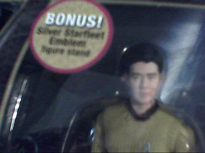 "Star Trek SULU 6"" Action Figure 2008 Warp Collection PLAYMATES New"
