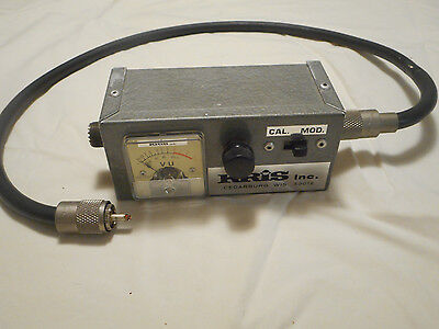 Kris Inc. SWR meter with Coaxial cable