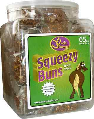 Uncle Jimmys Squeezy Buns 65 Pieces
