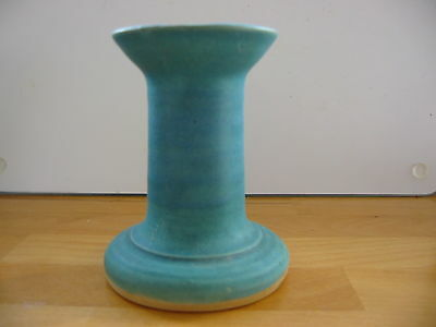 Conway Pottery. Small Blue Vase