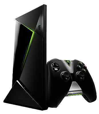 NEW NVIDIA SHIELD 16GB Console with Controller Bundle HDMI Android (Unopened!)