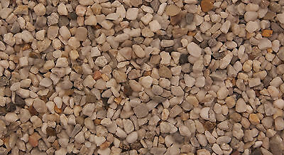 Aquarium Natural Gravel Nordic 4 to 6mm Grains Suitable for Aquariums 2.5 kg