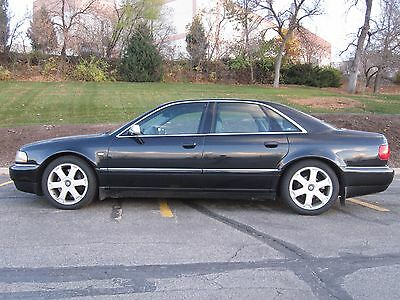 2001 Audi S8  2001 Audi S8, New tires, Navigation, Sunroof, Heated F&R seats, Rear Sunshade
