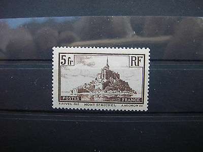 1929   timbre france yt n° 260 A  neuf **
