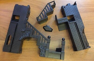 MB Games Ghost Castle Spare Plastic Parts #136