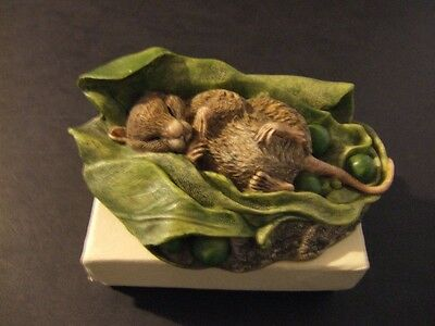 Beswick Studio Sculptures Beatrice Potter Timmy Willy Gold Label