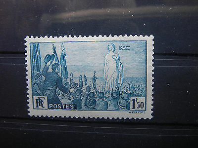 1936   timbre france yt n° 328  neuf **