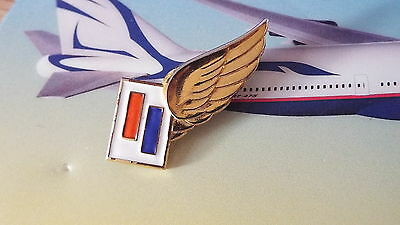 Air Holland Dutch Airlines  Cabin Crew Attendant Wing - Badge Insignia