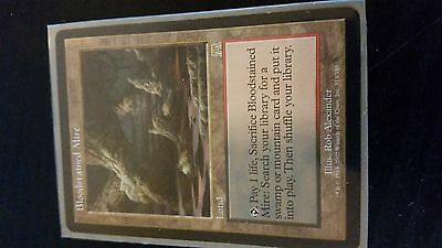 MTG Onslaught - Bloodstained Mire
