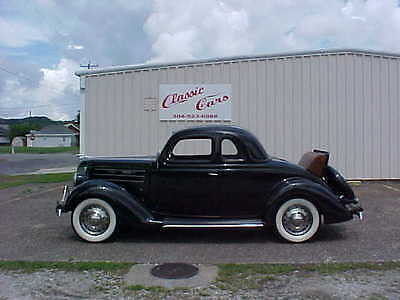 1936 Ford RUMBLE  SEAT  COUPE COUPE 1936  FORD RUMBLE SEAT  COUPE
