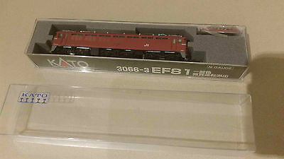 KATO 3066-3 JR Electric Locomotive Type EF81 N scale