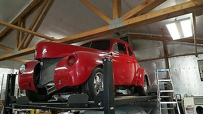 1940 Ford Other Deluxe 1940 Ford Deluxe