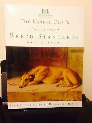 The Kennel Clubs Illustrated Dog Breed Standard