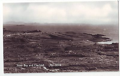 Vintage Postcard - Stoer Bay and Clachtoll - Unposted