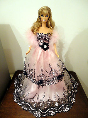 BARBIE OOAK MY CREATIONS base CINTHYA ROWLEY - NUOVA - model doll collection