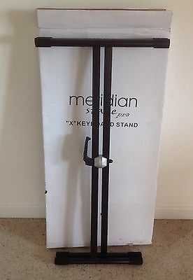 Meridian Stage pro X-frame Keyboard Stand