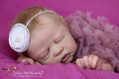 BRAND NEW Reborn Doll Kit CLODAGH Realistic Fake Baby Newborn Girl NOT SILICONE