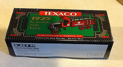Vintage 1925 Mack Bulldog Lubricant Truck Texaco Collector #6 in Series/NEW