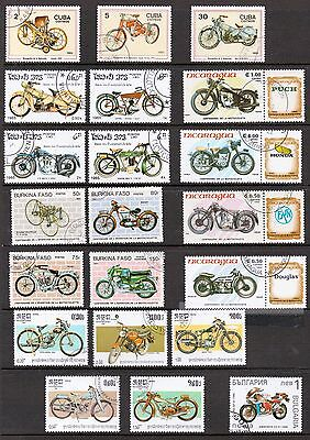 MOTORBIKES a whole page of motorbikes