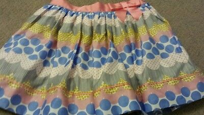 Bnwt Marks & Spencer Girls Skirt Age 13-14 Autorgraph Collection