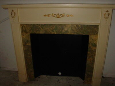 fire place mantel (pickup only )
