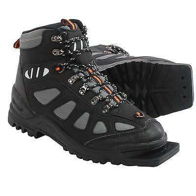 Whitewoods  Nordic Ski Boots - 75mm 3 Pin Cross Country - NIB SIZE 43 US 8-8.5